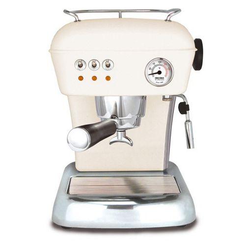 Ascaso Dream Versatile Espresso Coffee Machine in Sweet Cream