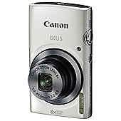 Canon IXUS 160 Digital Camera, 20MP, 8x Optical Zoom, White