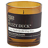 Fuzzy Duck Cosy Night By The Fire Boxed Filled Candles