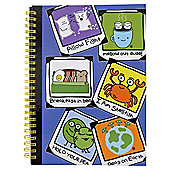 David & Goliath School Year Diary A5