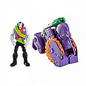 Batman 2-in-1 Transforming Gorilla Cycle with The Joker Figure