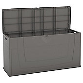 Karisma Garden Storage Chest - Dark Grey
