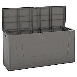 Karisma Garden Storage Chest - Dark Grey