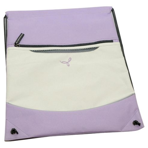 Tesco One Body Gym Bag, Lilac