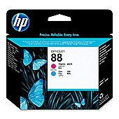HP 88 printer ink cartridge - Magenta and Cyan