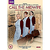 Call The Midwife Series 4  - DVD (includes Xmas Special)