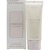 Bvlgari Omnia Crystalline Shower Gel 100ml