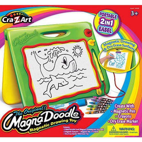Cra-Z-Art Original Magna Doodle 2-in-1 Easel