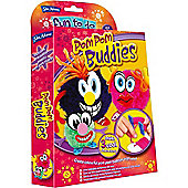 Fun To Do - Pom Pom Buddies - Craft - John Adams