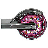Scootrix Scooter Wheel Stickers, Pink Theme