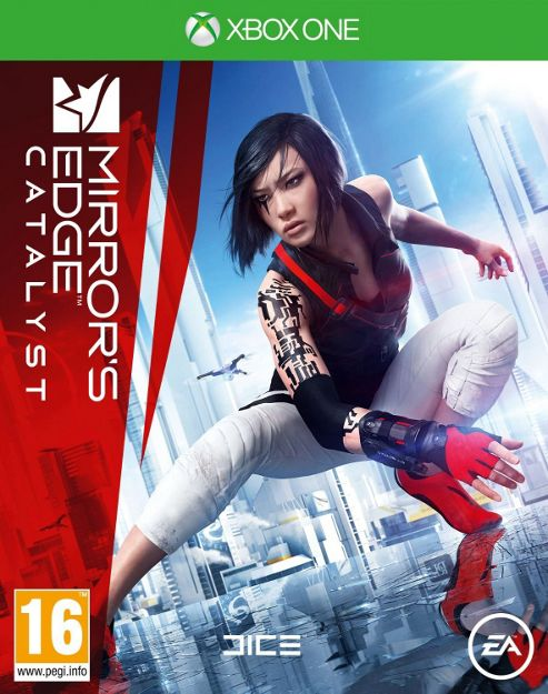 Cheapest Mirrors Edge Catalyst  (PS4) on PlayStation 4