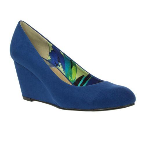 Tesco Ladies Black Court Shoes Size
