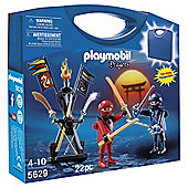 Playmobil 5629 Knights Ninja Carry Case