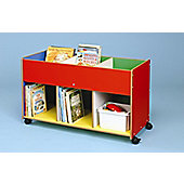 Twoey Toys Single Book Browser - Multi Coloured
