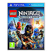 LEGO Ninjago Shadow Of Ronin (PSVita)