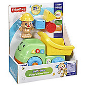 Fisher Price Lnl Puppy S Dump Truck