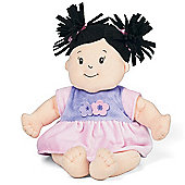Baby Stella Doll Black Hair