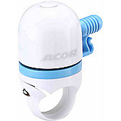 Acor Capsule Mini Bell: White/Blue.