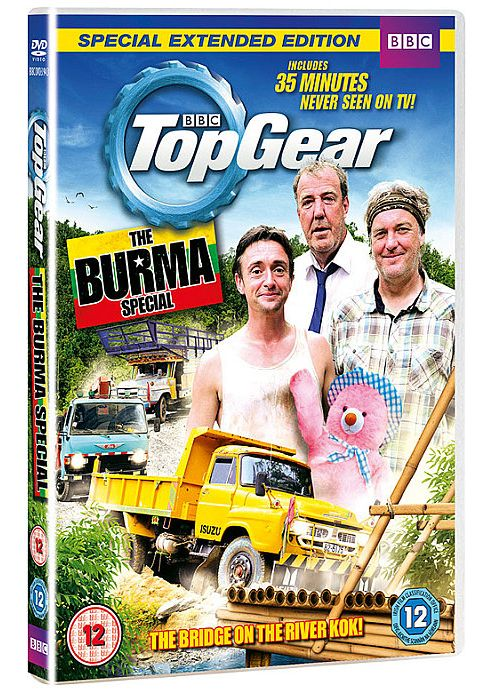Top Gear: The Burma Special (DVD)