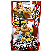 Rumblers Rampage - John Cena - WWE - Mattel