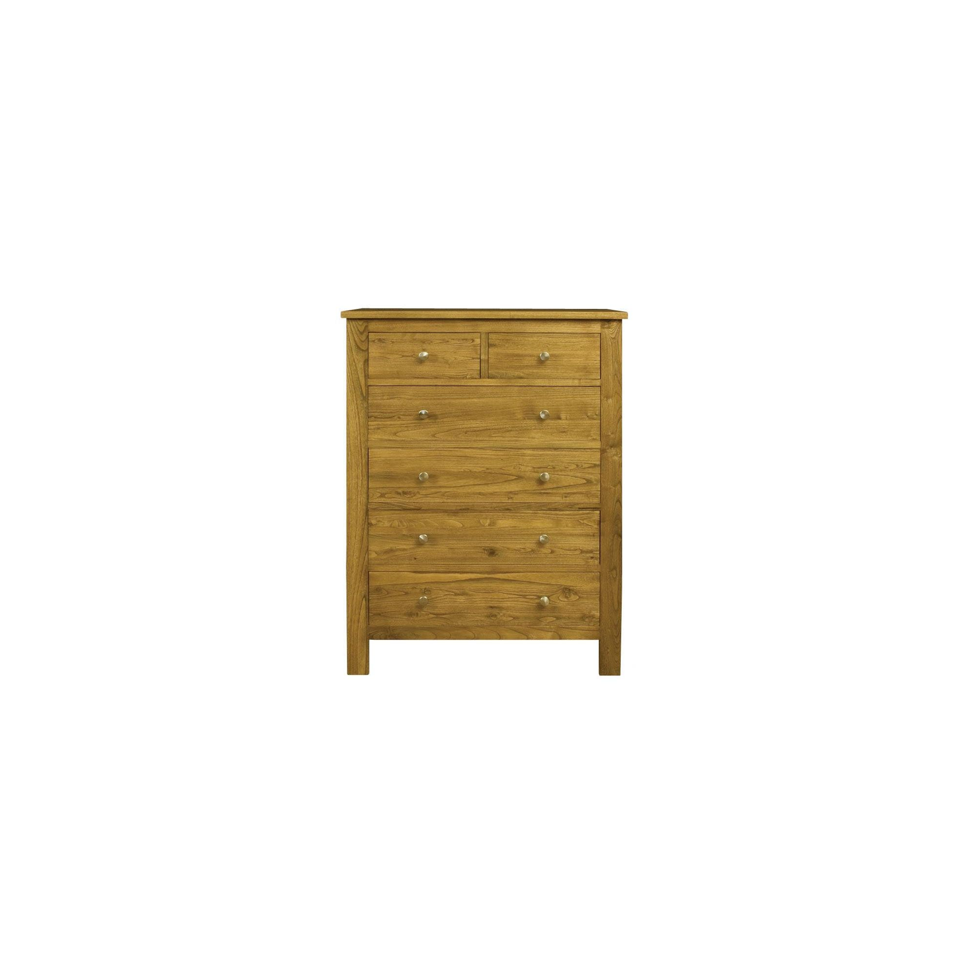 Alterton Furniture Madison 2 Over 4 Drawer Chest at Tesco Direct