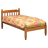 """Amani Colonial Bed Frame - Small Single (2' 6"""") - Honey pine"""