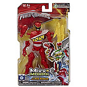 Saban's Power Rangers Mixx N Morph Dino Charge Red Ranger