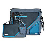 JJ Cole Metra Bag - Blue Diamond