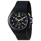 Braun Sports Mens Chronograph Watch - BN0115BKBKBKG