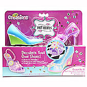 Crayola Creations Hot Heels Two Pack - Blue and Pink