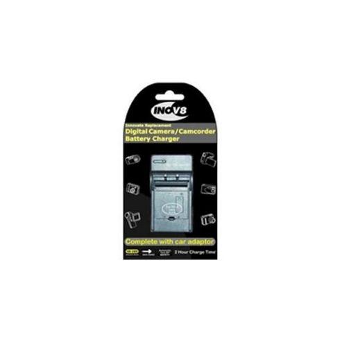 Inov8 Battery Charger for Jvc Bn-V507