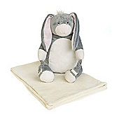 Bobo Buddies Bunny Backpack With Blanket