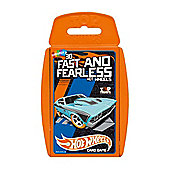 Top Trumps - Hot Wheels (Fast and Fearless)