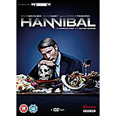 Hannibal - Season 1-2- DVD