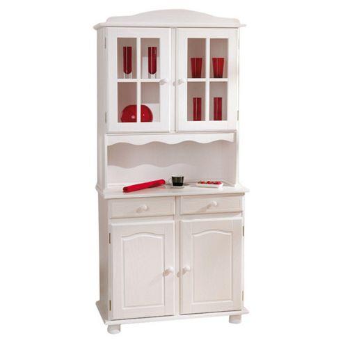 Aspect Design Valencia Dresser / Buffet Unit in White