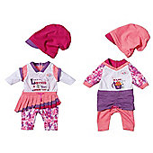 Baby Born Fashion Collection (one supplied)