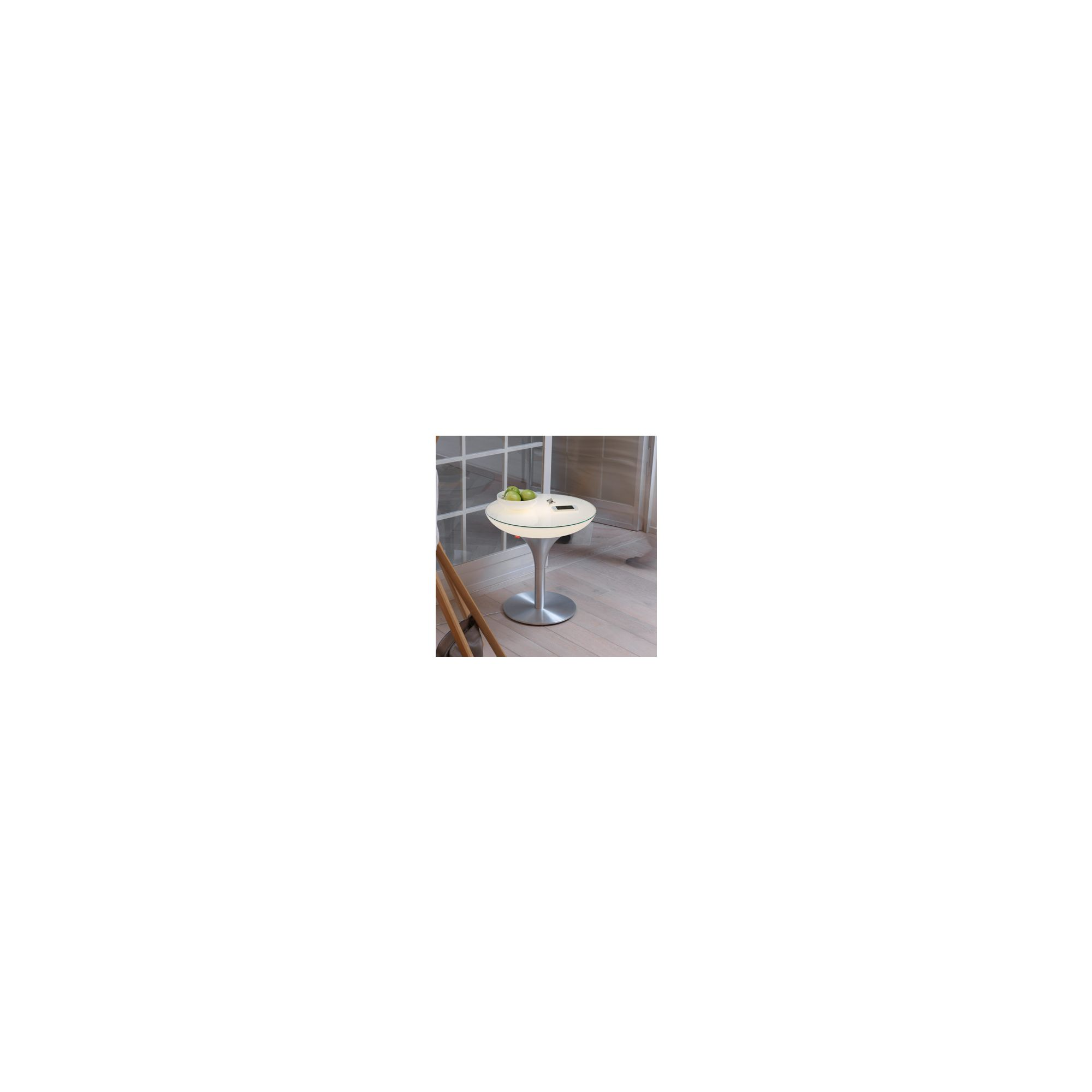 Moree Lounge Table with Table Glass Top at Tesco Direct