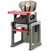 Jane Activa Evo Highchair (Forest)