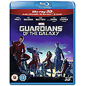Marvel's Guardians of the Galaxy (3D Blu-ray)