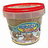 Miracle Sand Fun Kinetic Sand - 2 pounds - Castle Moulds
