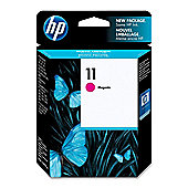 HP 11 Magenta Inkjet Print Cartridge