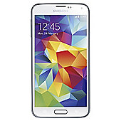 Tesco Mobile Samsung Galaxy S5 Shimmery White