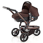 Jane Trider Matrix Light 2 Travel System (Coffee)