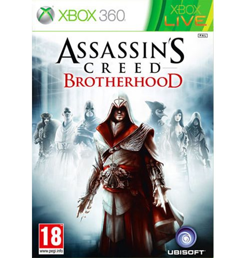 Assassin's Creed Brotherhood And Revelations Double Pack (Xbox 360)