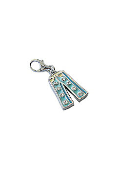 Crystal Trousers Clip on Charm