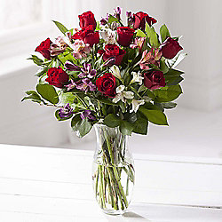 Flowering Romance Bouquet