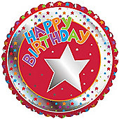 18' Happy Birthday Foil (each)