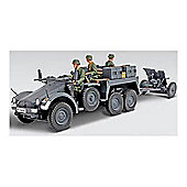 Forces Of Valor German Kfz 69 Towed Pak 36 Baltic 1941 80083 1:32 Diecast Model