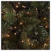 360 Christmas Microlights Clear