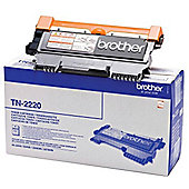 Brother Original TN2220 Black Toner TN2220